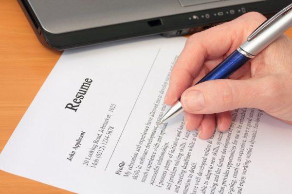 Professional Resume Service